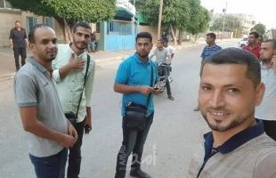 """الأسطل لـ""""أمد"""": الصحفيان """"النجار و أبو اسحاق"""" يعلنان الإضراب عن الطعام في سجون حماس"""