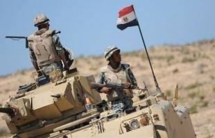 القوات المسلحة المصرية: مقتل 18 إرهابيا وتدمير 4 عربات في شمال سيناء - فيديو