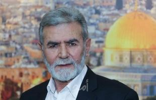 """النخالة يهنئ """"رئيسي"""" بانتخابه رئيساً لإيران"""