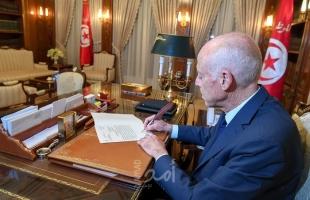 الرئيس التونسي سعيد يوافق على إطلاق حوار لتصحيح مسار الثورة