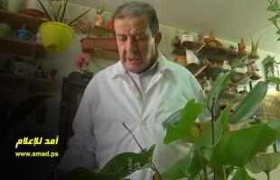 طبيب أردني يحوّل عيادته إلى حديقة مليئة بمئات النباتات