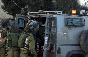 قوات الاحتلال الإسرائيلي تعتقل شابًا من العيسوية