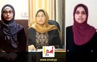 """طالبات من غزة يُتقن عدة مهارات ويساعدن عوائلهن في ظل أزمة """"كورونا""""- فيديو وصور"""