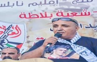 """حماس تعزي بوفاة """"عماد الدين دويكات"""" أمين سر حركة فتح في بلاطة"""