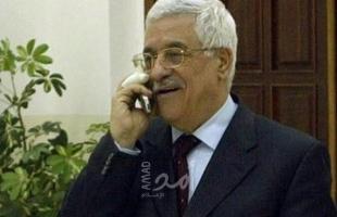 عباس يهنئ ملك ماليزيا ورئيس وزرائه بالعيد الوطني