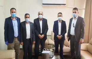 أبو زهري يبحث مع اتحاد المعلمين تداعيات الأزمة الراهنة وتنفيذ أنشطة مستقبلية