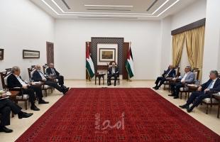 """عباس يترأس اجتماعا للجنة أزمة """"كورونا: تراجع أمريكا عن خطتها خطوة لإحياء عملية السلام"""
