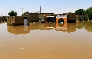 انهيار مفاجئ لأحد السدود في السودان وتدمير أكثر من 600 منزل