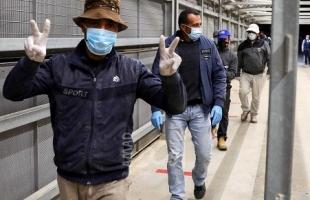 (38) ألف عامل فلسطيني يدخلون إلى إسرائيل رغم تفشي فايروس كورونا