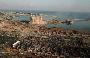 البنك الدولي: الخسائر الناجمة عن انفجار مرفأ بيروت قد تتجاوز 8 مليارات دولار