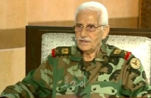 """وفاة اللواء """"طارق الخضراء"""" رئيس هيئة أركان جيش التحرير الفلسطيني بسوريا"""