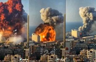 """شركة ألمانية تنقذ بيروت من """"قنبلة ثانية"""" في المرفأ: """"الخطر ما زال موجودا"""""""