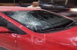 قوات الاحتلال تستولي على مركبة في جنين ومستوطنون يحطمون أخرى في نابلس