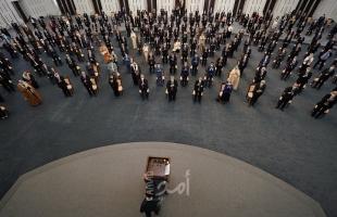 الرئيس الاسد يتعرض لوعكة صحية أمام أعضاء مجلس الشعب