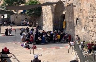 الأوقاف برام الله: قوات الاحتلال أبعدت 13 موظفًا عن الأقصى منذ مطلع العام الجاري