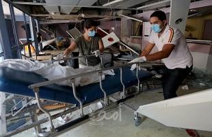 الصحة اللبنانية تعلن ارتفاع عدد ضحايا مرفأ بيروت إلى 178 و30 مفقودا