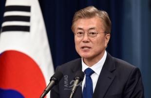 الرئيس الكوري الجنوبي يتعهد بالعمل مع الصين لإنهاء الحرب وبناء السلام