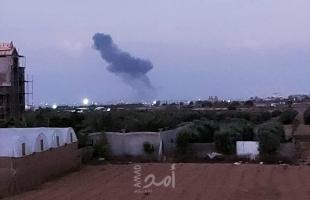 محدث.. إصابة مواطن وأضرار مادية في المنازل باستهداف طائرات الاحتلال مواقع وأراضٍ زراعية بقطاع غزة