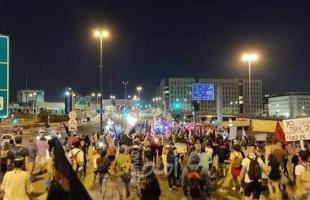 عشرات آلاف الإسرائيليين يواصلون التظاهر ضد نتنياهو