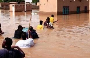 السودان تعلن حالة الطوارئ بسبب الفيضانات