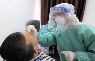 """صحة حماس: تسجيل (1318) إصابة جديدة بـ""""كورونا"""" في قطاع غزة"""
