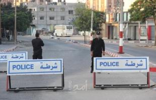 """داخلية حماس تصدر مجموعة إجراءات بشأن مواجهة """"كورونا"""" في شهر رمضان"""