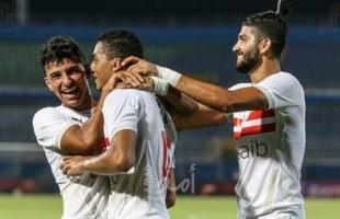 فيديو أهداف الزمالك وبيراميدز فى الدوري المصري