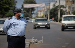 تخفيف إجراءات حظر التجوال في بعض مناطق مدينة غزة- صور
