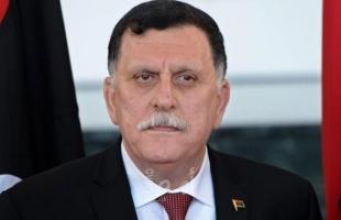"""""""السراج يحدد موعد تسليم السلطة لرئيس المجلس الرئاسي الليبي الجديد"""