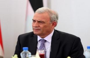 أبو عمرو يؤكد ضرورة إجراء الانتخابات وتوحيد الصف الفلسطيني