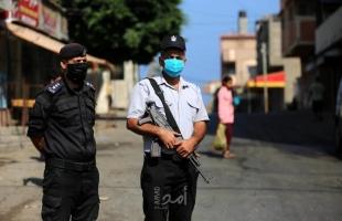 داخلية حماس توقف عددا من المواطنين وأصحاب المحال التجارية
