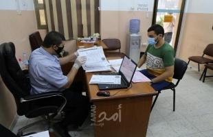 تعليم حماس تستأنف تقديم خدمة الجمهور في مجال المنح وتصديقات الشهادات
