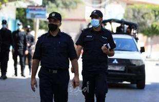 شرطة حماس توقف 464 مخالف في اليوم الأول من الحظر