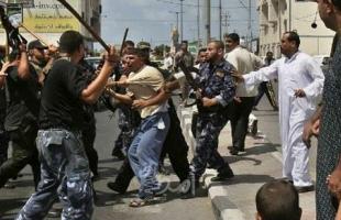 """الهيئة المستقلة تطالب بالتحقيق في حادثة وفاة المواطنة """"النوري"""" عقب تعرضها لاعتداء من شرطة حماس"""