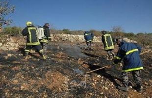 الدفاع المدني: طواقمنا تعاملت مع (73) حادث خلال 24 ساعةبالضفة الغربية