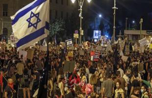 إسرائيل: استمرار المظاهرات المطالبة باستقالة نتنياهو
