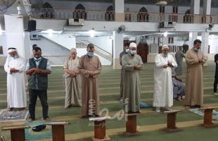 أوقاف حماس: وقف صلوات الجمعة والجماعة في كافة مساجد قطاع غزة حتى إشعار آخر
