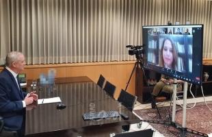 في أول لقاء مع صحافيين من الخليج..غانتس: التعاون سيؤدي الى تطورات استراتيجية إيجابية