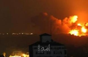 المرصد السوري: انفجارات عنيفة تضرب البوكمال على الحدود السورية العراقية