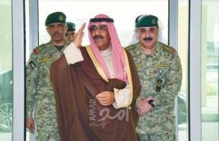 """مجلس الأمة الكويتي يبايع """"مشعل الأحمد الصباح""""  ولياً للعهد بالإجماع"""