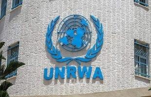 """""""أونروا"""": المساعدات الأساسية المقدمة للناجيين من العنف معرضة للخطر"""