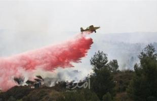 إسرائيل تفكر في طلب مساعدة دولية لمواجهة موجة استثنائية من الحرائق