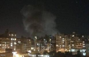 محدث .. لبنان: 4 قتلى وعدد من الجرحى جراء انفجار خزان المازوت في بيروت - فيديو