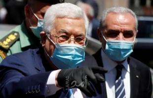 الرئيس عباس يمدد حالة الطوارئ لمدة 30 يوما