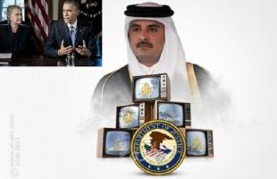 """بريد """"هيلاري كلينتون"""" يكشف مستور دور قطر في علاقة """"الإخوان"""" مع إدارة أوباما ووظيفة """"الجزيرة"""""""