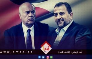 """برعاية قطرية.. فتح و حماس تكرسان """" القطبية الثنائية"""" بلقاء في الدوحة"""
