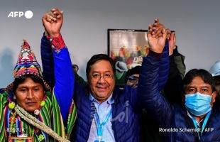 وكالات: احتجاجات فى بوليفا بعد فوز لويس آرسى بالانتخابات الرئاسية