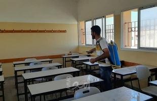 تعليم حماس ينتهي من تجهيز مدارسها لاستقبال الطلبة في المدارس