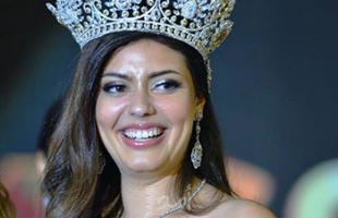 """فوز """"نسمة صابر عطاالله"""" بلقب ملكة جمال مصر لعام 2020"""
