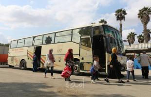 داخلية حماس تعلن بدء وصول أعداد من المواطنين لغزة عبر معبر رفح